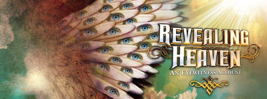 Revealing Heaven Cover