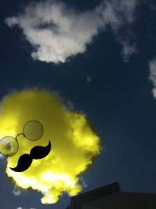 Minion cloud-just for fun
